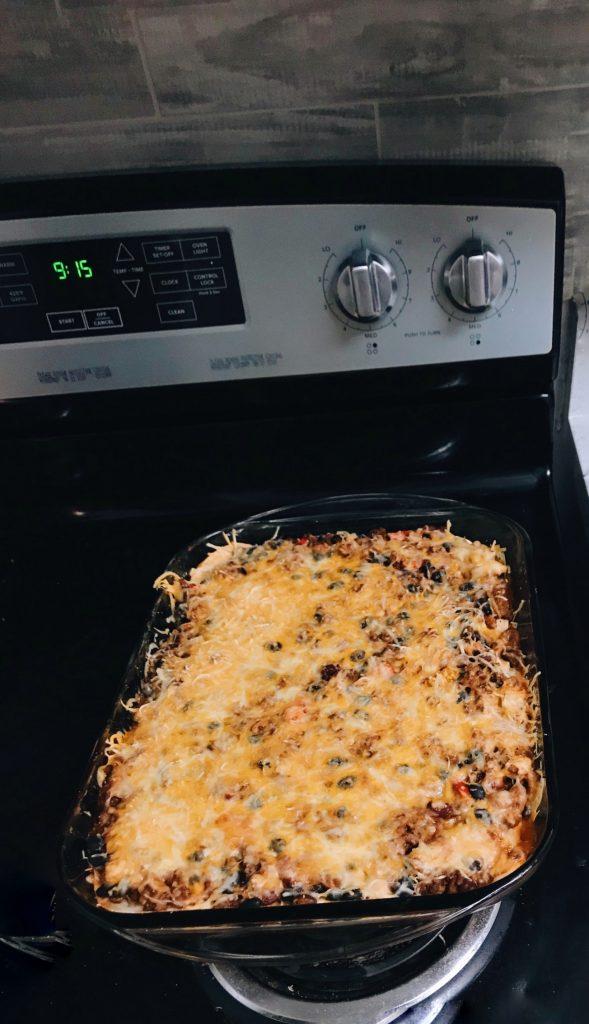 Kaelouz - Taco Lasagna